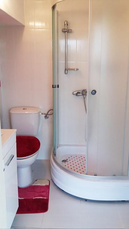 Apartman Hani - Tuš kabina