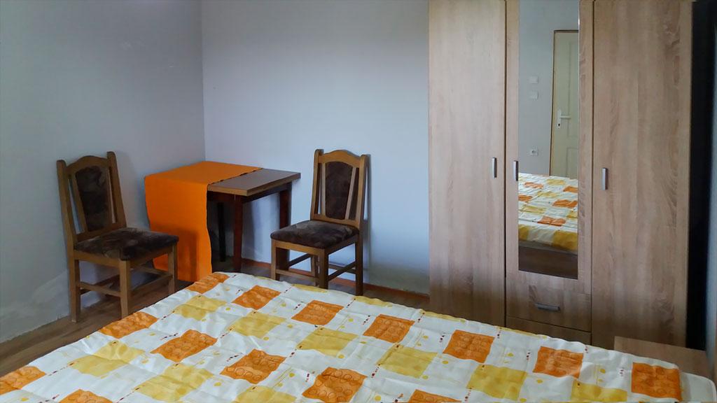 Apartman Nikola - Garderober