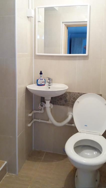 Apartman Nikola - Toalet