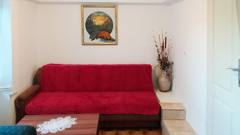 Apartman Pavle - Krevet na razvlačenje