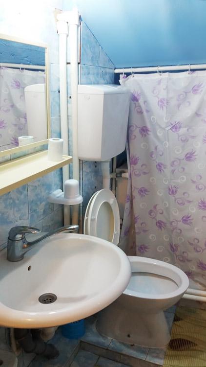 Apartman Pavle - Toalet