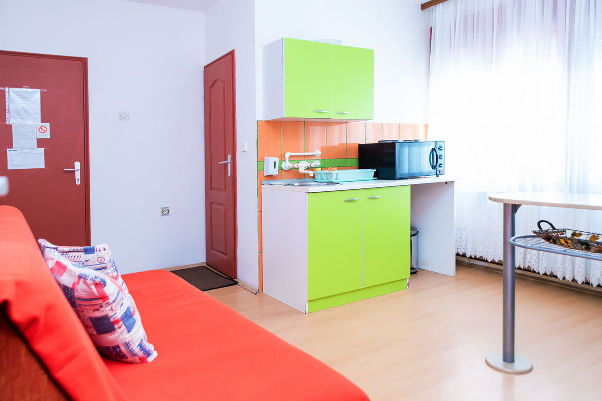 Apartman A1 - Dnevni boravak
