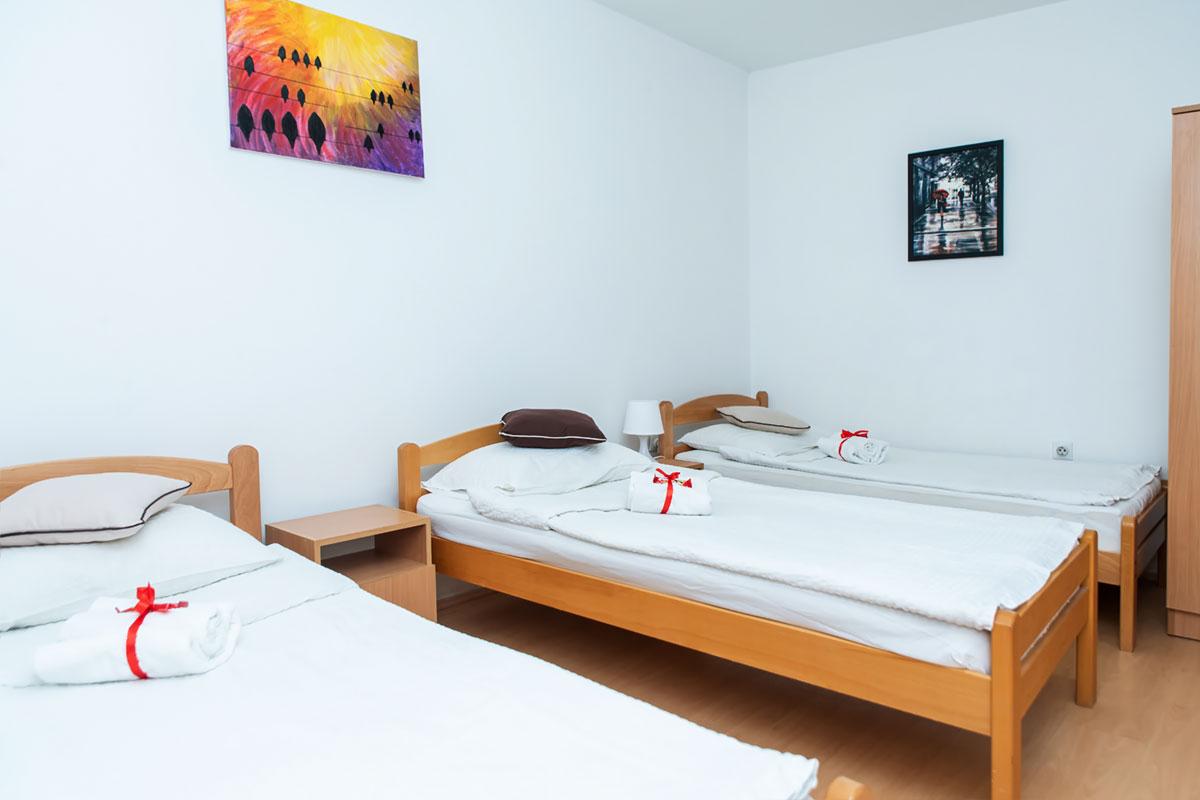 Apartman A1 - Spavaća soba