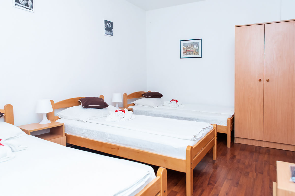 Apartman A2 - Garderober