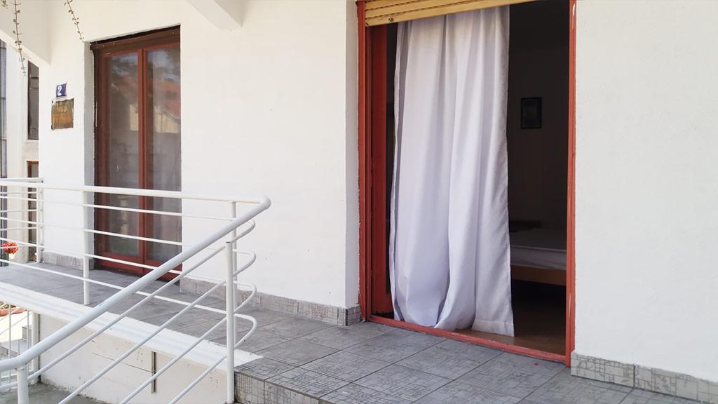 Apartman A4 - Ulaz za invalide