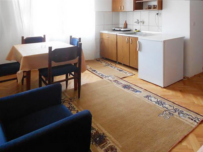 Apartman dr Gaša A2 - Trpezarija