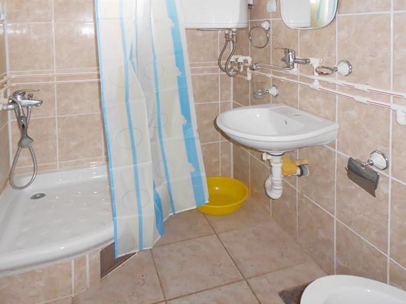 Apartman dr Gaša A2 - Kupatilo