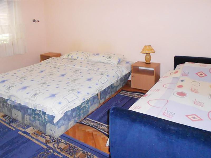 Apartman dr Gaša A3 - Spavaća soba