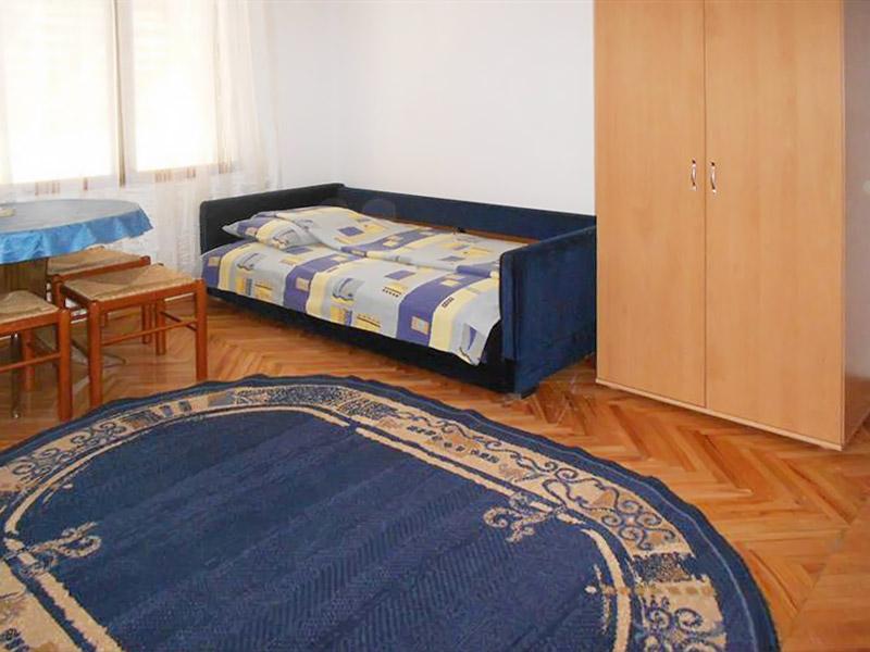 Apartman dr Gaša A3 - Krevet