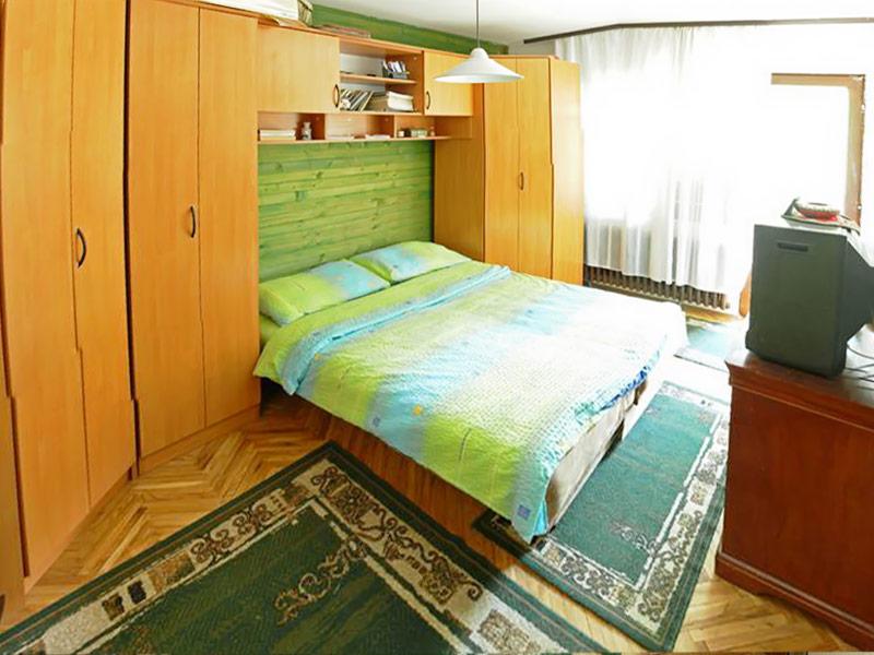 Apartman dr Gaša A1 - Spavaća soba 1