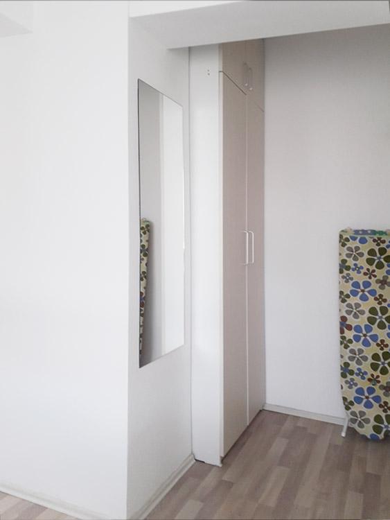 Akva Star Studio 3 - Garderober