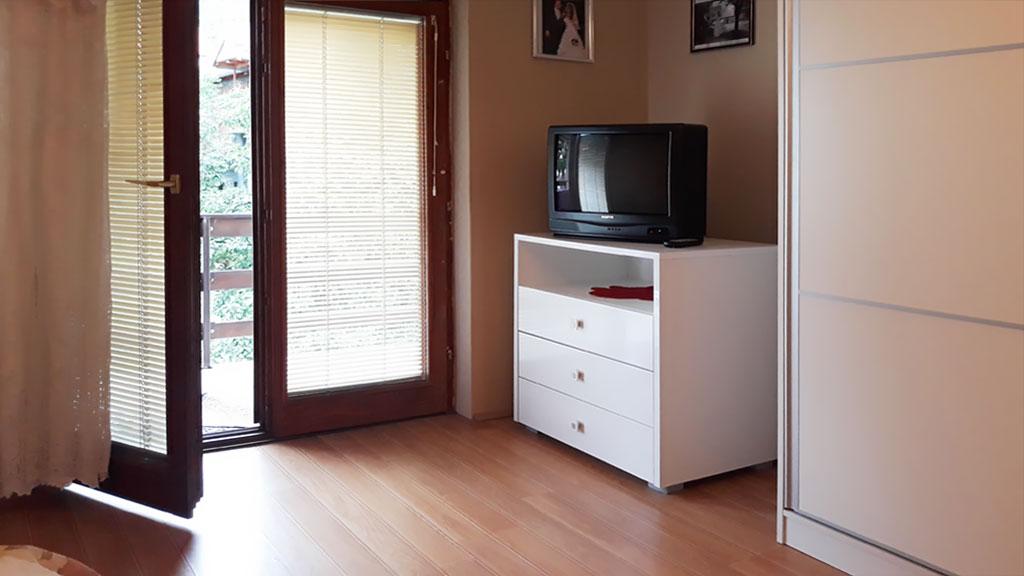 Sobe Lana - Trokrevetna soba - Izlaz na terasu