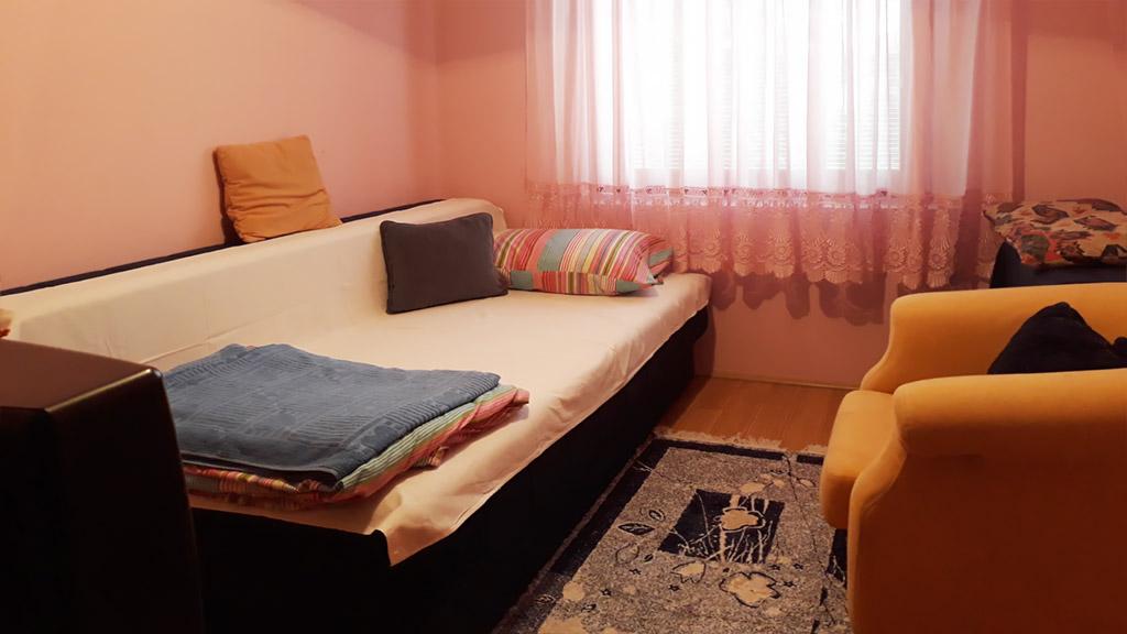 Sobe Lana - Dvokrevetna soba 2 - Krevet na razvlačenje