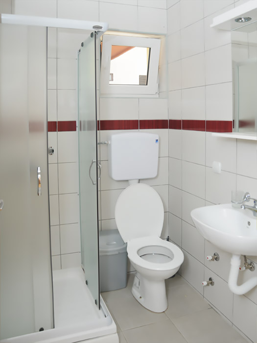 Apartman 1 Merlin - Toalet
