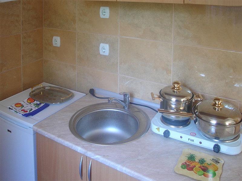 Studio 4 Merlin - Kuhinja