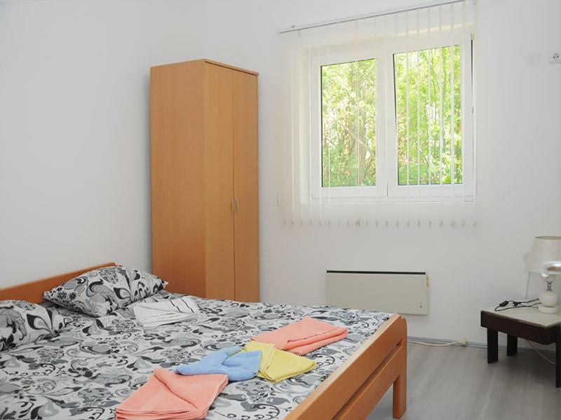 Apartman 1 Merlin - Spavaća soba