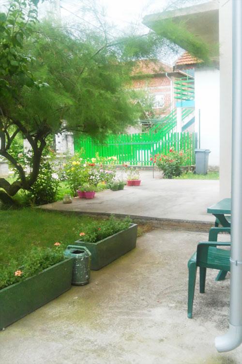 Studio prizemlje - Dvorište