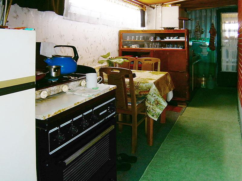 Sobe Jelena i Milica - Kuhinja sa svim kuhinjskim elementima