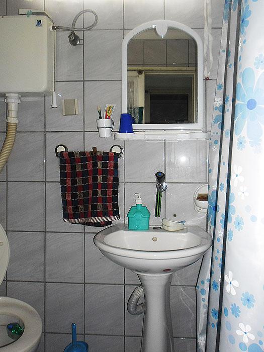 Sobe Jelena i Milica - Zajedničko kupatilo