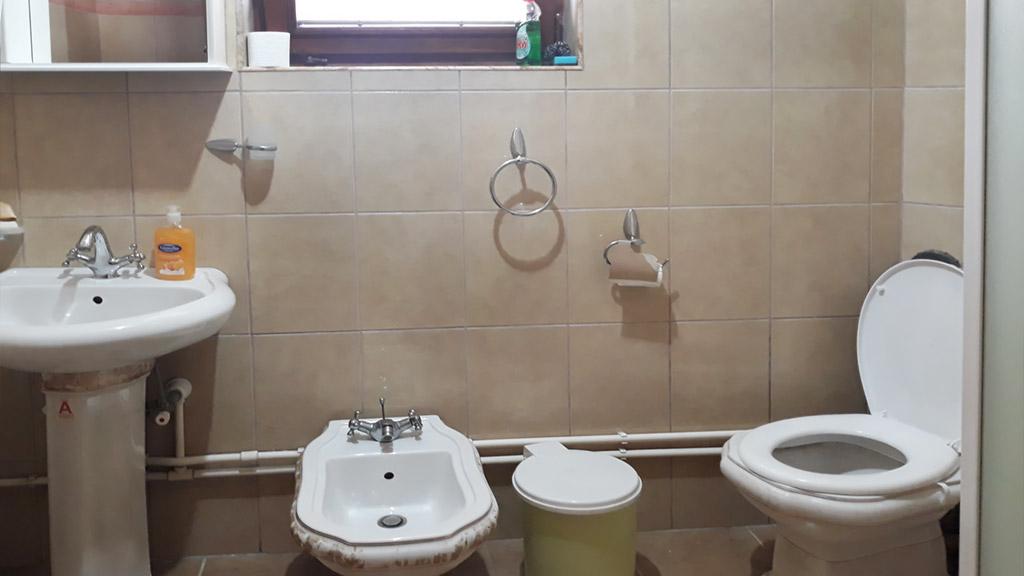 Sobe Lana - Kupatilo zajedničko