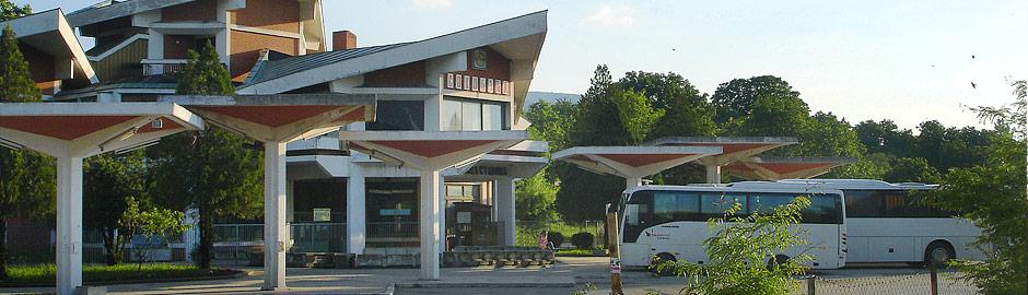 autobuska stanica sokobanja