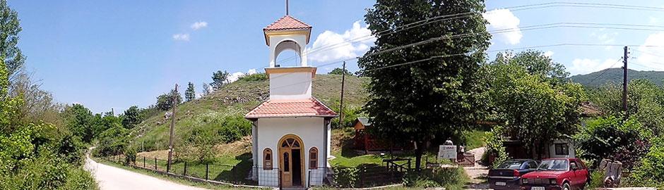 Crkva Velikomučenice Marine Ognjena Marija Sokobanja