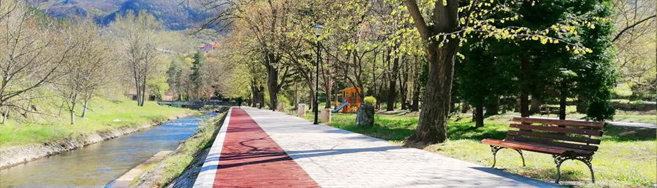 park banjica sokobanja