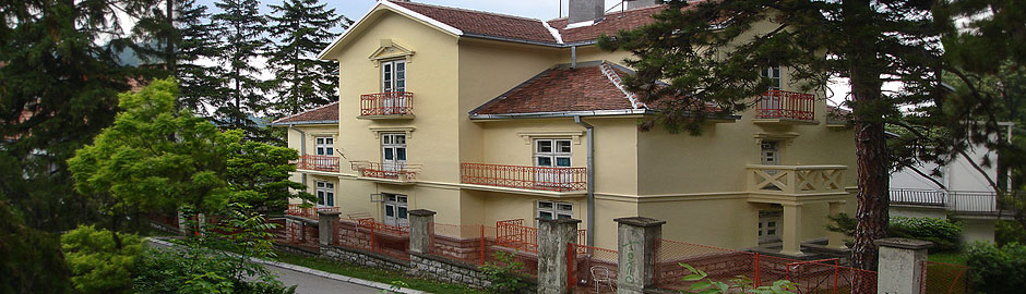 vila dalmacija sokobanja specijalna bolnica