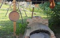 Vodenica Lazić - crepulja i sač za domaće specijalitet
