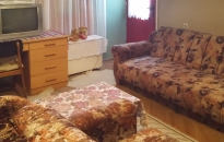 Apartman Margo - Spavaća soba i izlaz ka terasi
