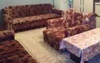 Apartman Margo - Spavaća soba: 2 kreveta, fotelja na rasklapanje