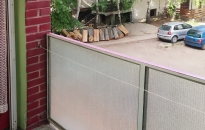 Apartman Margo - Terasa gleda na parking