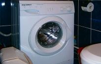 Apartman Staša - Kupatilo - veš mašina