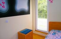 Apartman Staša - Spavaća soba ima izlaz na terasu