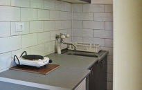 Apartman Tatarac - kuhinja