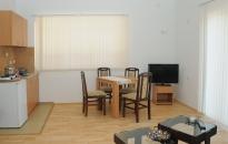 Apartman 1 Merlin - Dnevna soba - TV